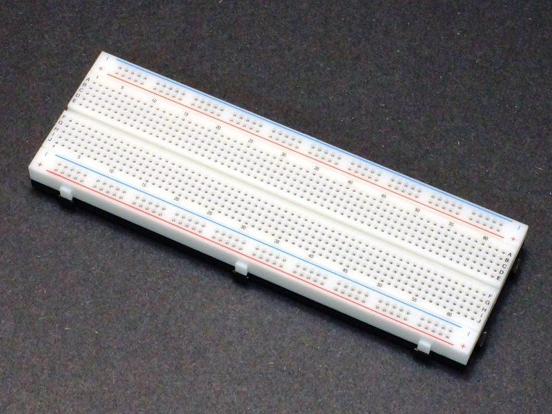 Solderless Breadboard Snap Lock 830 (Pro Series)