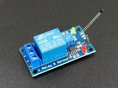 Temperature Sensitive Relay 5V