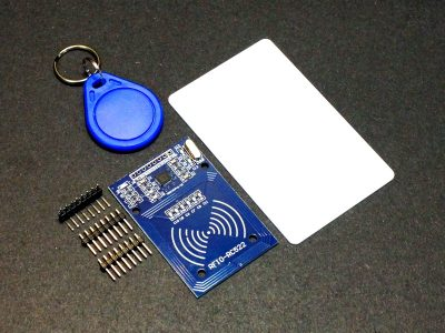 RC522 RFID Reader, Card and Keychain