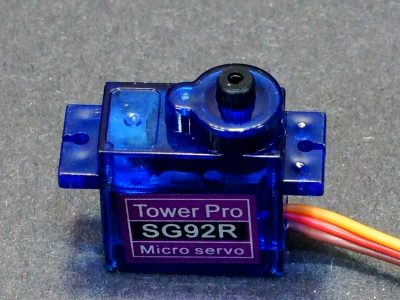 Servo MG92R - Top