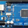 Arduino Compatible Mega 2560 R3 with ATMEGA16U2 USB - Left Side