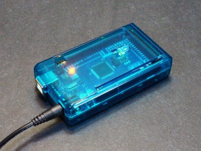 Arduino Mega 2560 Blue Case - In Operation