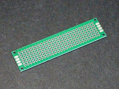 PCB 2x8 cm Universal PCB Board