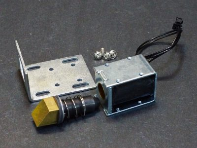 Solenoid Electric Door Lock 12V 0 9A - ProtoSupplies