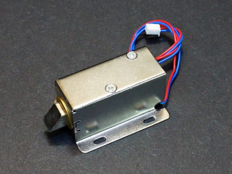 Solenoid Electric Door Lock 12V 900ma