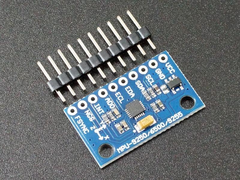 MPU-9250 Accel Gyro and Mag Module