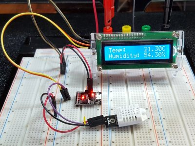 ATtiny85 with Micro USB - In Operation