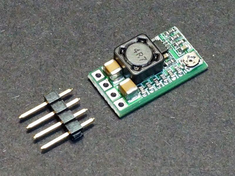 MP2315 Mini Adjustable DC-DC Step-Down Module