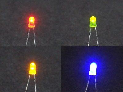 LED Combo 3mm Operating