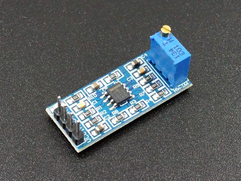 LM358 Amplifier Module