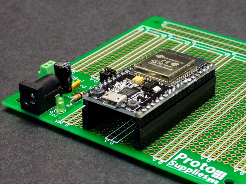 ESP32-S Development Board