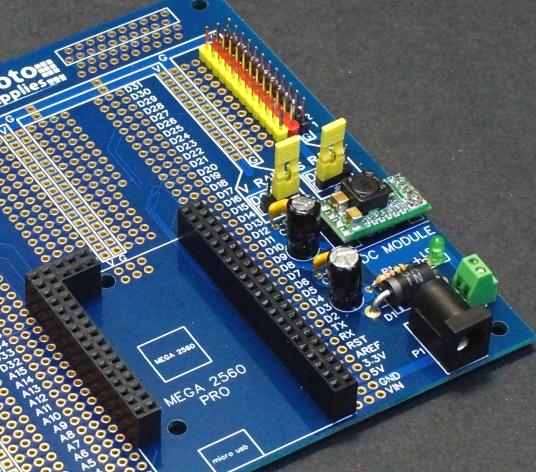 Mega 2560 Pro - Assembled