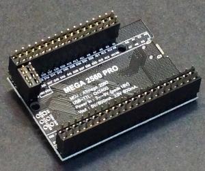 Mega 2560 Pro - Installing connectors