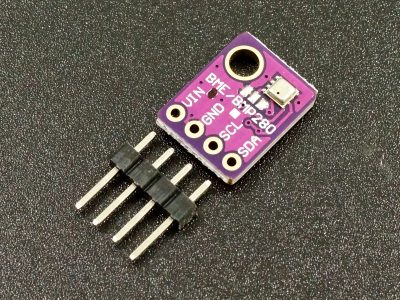 BME280 I2C Humidity Pressure Temperature Sensor Module