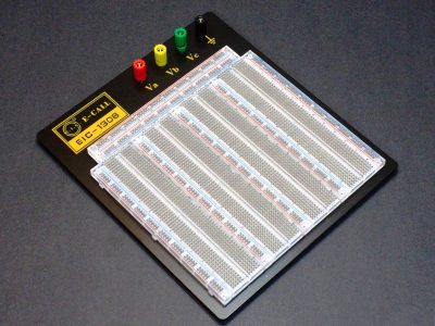 Breadboard Assembly 3220 Clear (Pro Series)