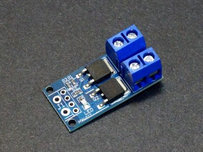 High Power Dual MOSFET Switch Module