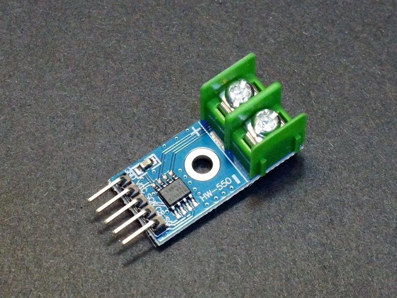 MAX6675 Thermocouple Temperature Module without Probe