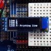 OLED 0,91 White I2C - In Operation