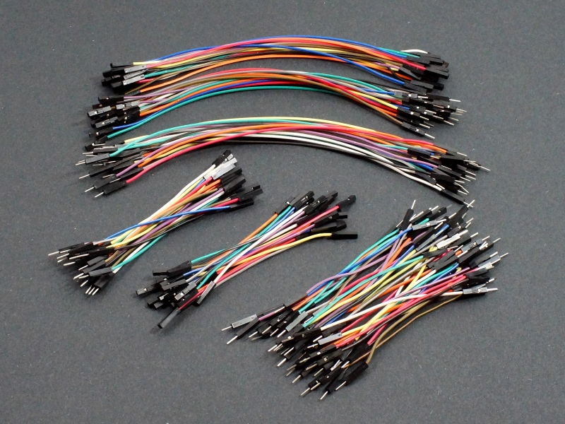 Jumper Wire Kit Dupont Style - 140pcs