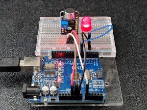 Sound Sensor Module - Operation