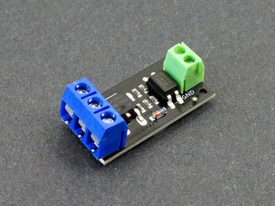 LR7843 MOSFET Control Module - with Connectors