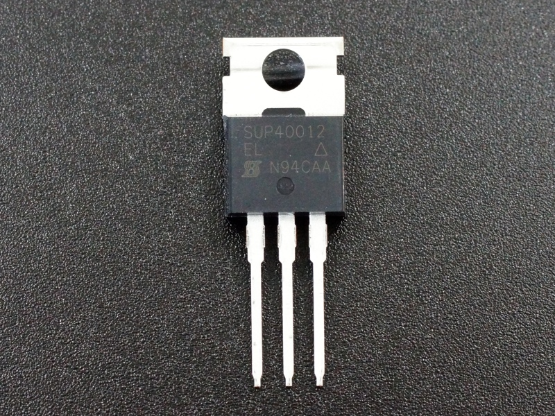 N-Channel MOSFET SUP40012EL