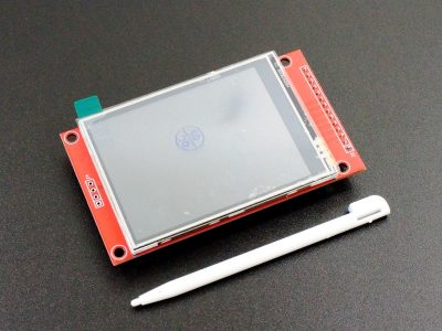 "TFT LCD 2.8"" 240x320 RGB ILI9341 with Touchscreen"