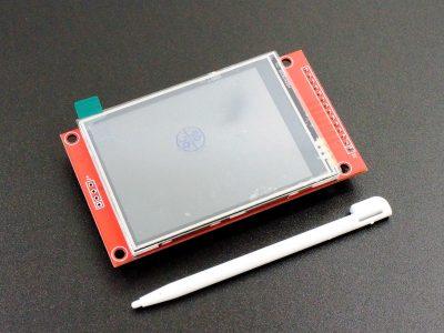 "TFT LCD 2.8"" 240x320 RGB ILI9341 with Touchscreen"