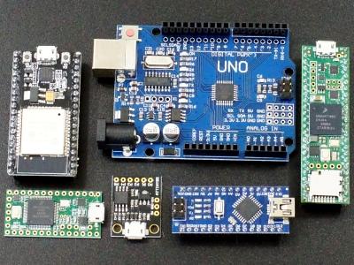 Arduino, Teensy & IOT