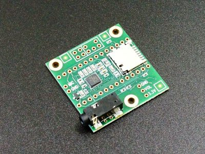 Teensy 3.x Audio Adapter