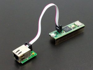 Teensy 4.1 with Ethernet Kit