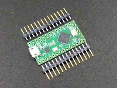 Teensy LC with Headers