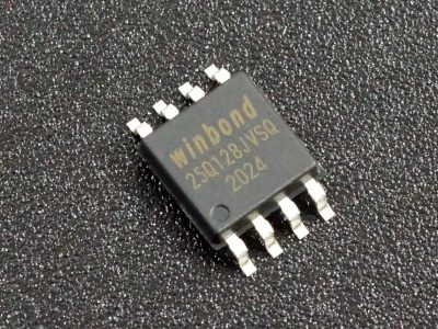 16MB Winbond 25Q128JVSQ FLASH SMD IC