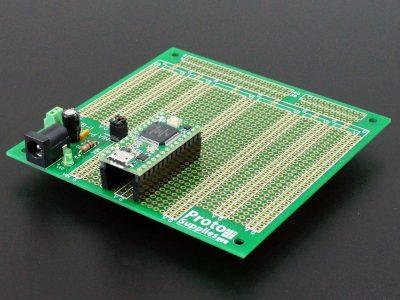 Teensy 3.2 on MCU Proto Board