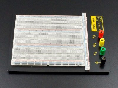Breadboard Assembly 2390 Clear - Side (Pro Series)