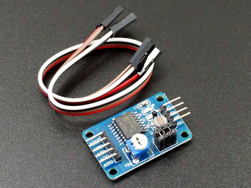PCF8591 AD and DA Converter Module