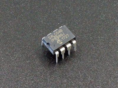 24LC04B 4K Bit EEPROM