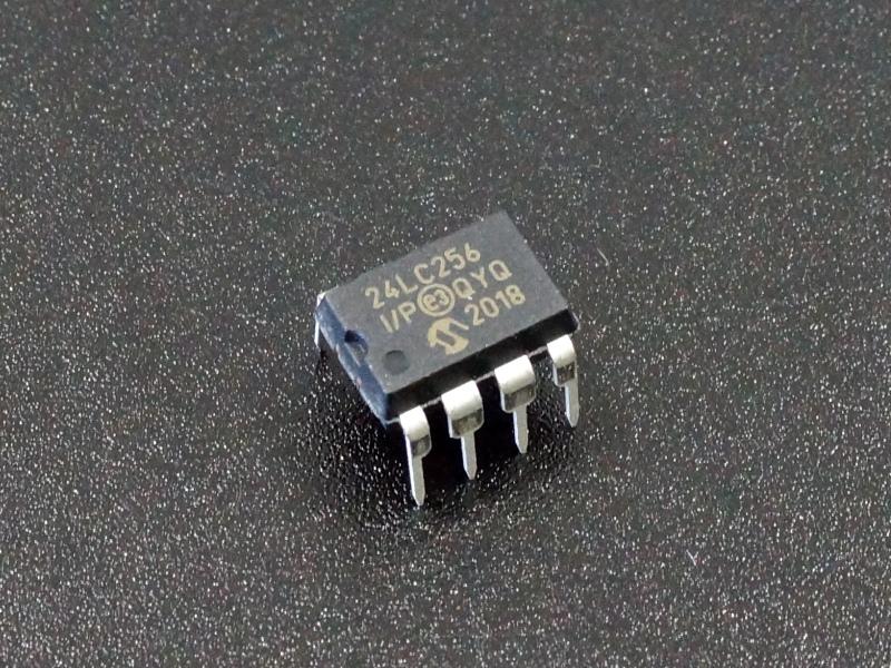 24LC256 256K Bit EEPROM