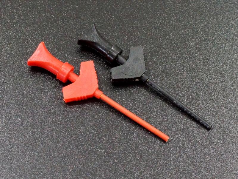 Mini Pincher Grip Test Clip - 2 Pack