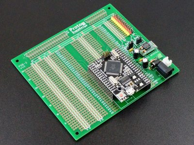 Mega 2560 Pro Green MCU Board - Fully Assembled with MCU Module