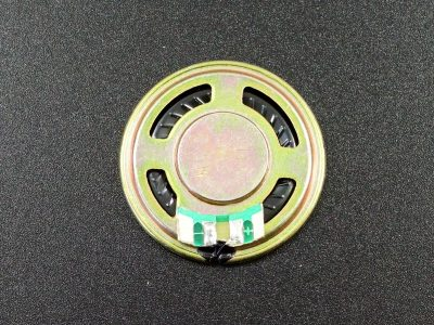 Speaker 36mm 0.5W 8ohm - Back