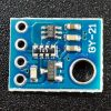 GY-21 HTU21D Humidity Temperature Sensor Module - Bottom
