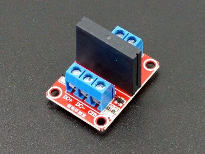 Solid State Relay Module 1 x 5V