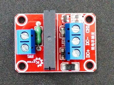 Solid State Relay Module 1 x 5V - Top