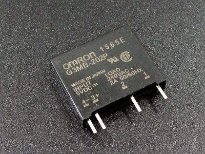 G3MB-202P Solid State Relay 2A