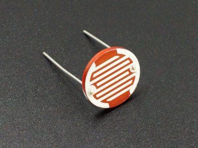 LDR - Light Sensitive Resistor 20mm