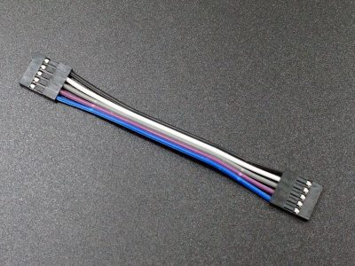 5-Pin Jumper Cable Female to female 4 inch
