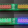 LED 7-Segment 0.36 x 5 - Color Composite