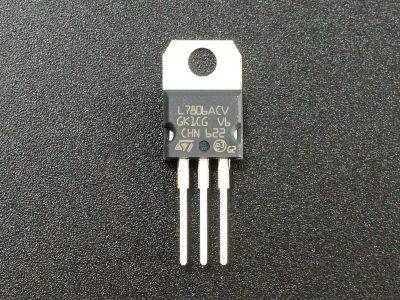 Linear Regulator L7806 - 6V