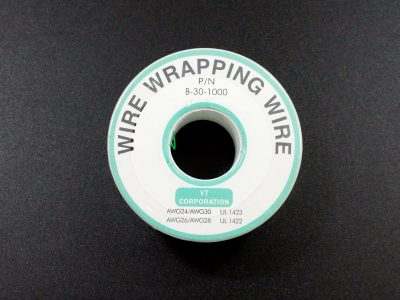 Wire Wrapping Wire Green 230M - Label